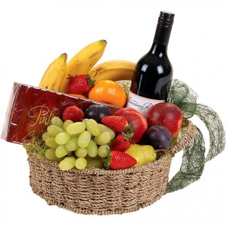 Fruit Basket - Same Day delivery