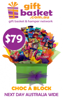 Chocolate Bouquet Promotion - Giftbasket.com.au