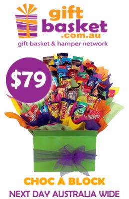 Chocolate Bouquet Promotion - Giftbasket.com.au